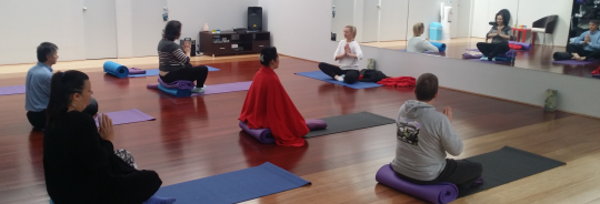 MFC Group Fitness Classes - Yoga