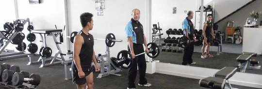 Personal Training at MFC